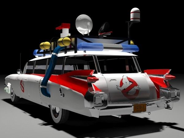 17 best ideas about ghostbusters car on pinterest. Black Bedroom Furniture Sets. Home Design Ideas