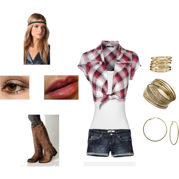 Cute Summer Country Outfit