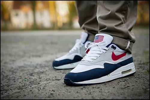 Nike Air Max 1 USA Patriot