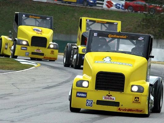 Super Truck Racing: As Big as Racing Gets
