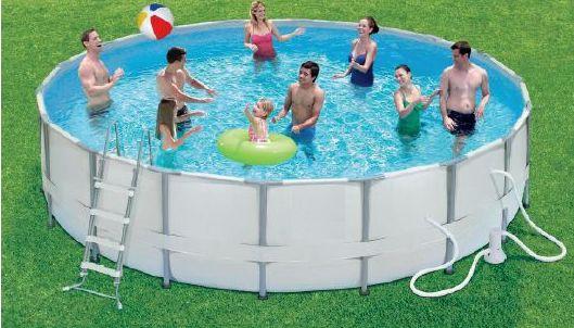 Les 25 meilleures id es concernant piscine tubulaire sur for Piscine hors sol ultra frame 549 x 132 cm