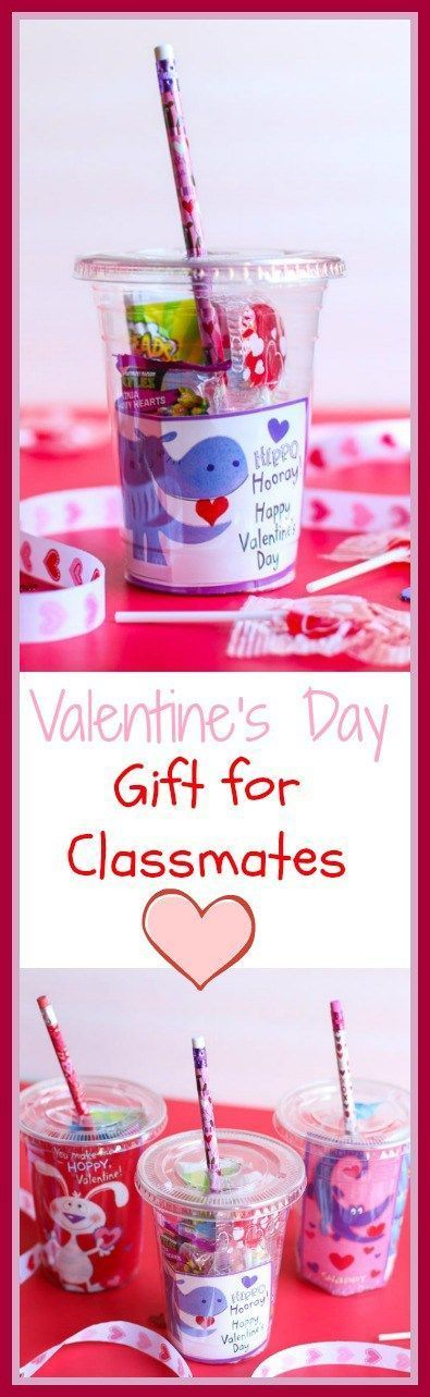 DIY Valentine's Day Gifts for Students From Teachers – A Fork's Tale