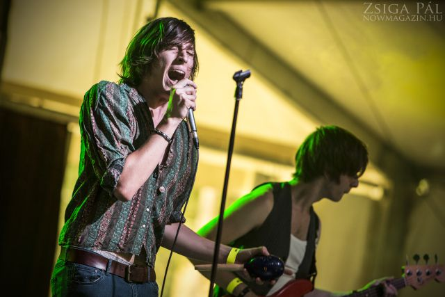 Ivan and the Parazol - SZIN 2013 http://nowmagazin.hu/?viewpost=395