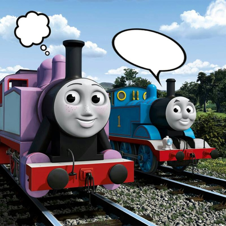 Thomas And Rosie I ♡ Thomas Amp Friends Pinterest