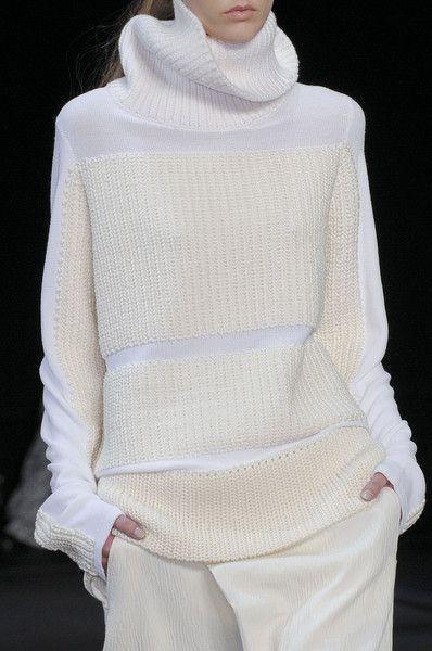 Helmut Lang ♪ ♪... #inspiration #diy #crochet #knit GB http://www.pinterest.com/gigibrazil/boards/