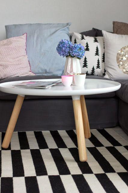 """New furniture- """"Tablo"""" Normann Copenhagen http://syrinveien3.blogspot.no"""