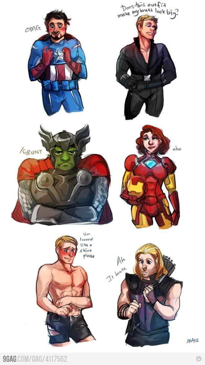 hahaha so so funny