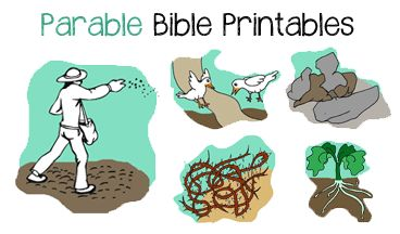 Parable of the Sower Printables | Ultimate Homeschool ...