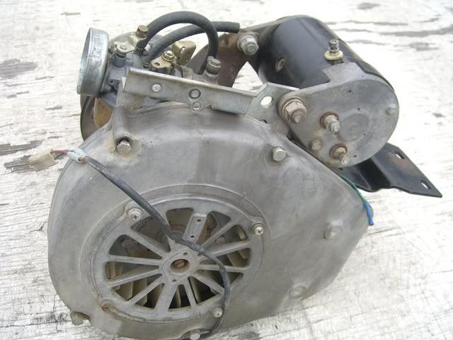 ec 25 2pg EZ GO GAS GOLF CART 244CC MOTOR ENGINE E Z GO 1980 1986 – Ez Go Golf Cart Engine Diagram