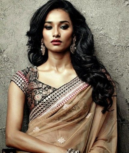 ON GEORGETTE Sarees by JTPLAZA