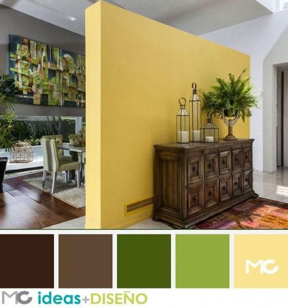Best 25 colores paredes ideas on pinterest sherwin for Colores paredes interiores