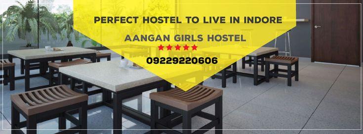 #Aangan #Girls #Hostel #Indore #Safe #Secure #Comfortable