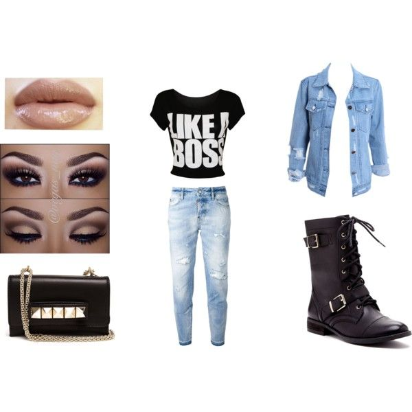 """Untitled #200"" by catalinagarnet on Polyvore"