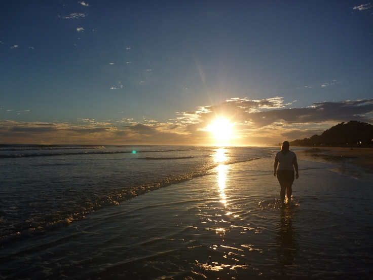 Ohope beach, New Zealand, Sunrise  Amazing