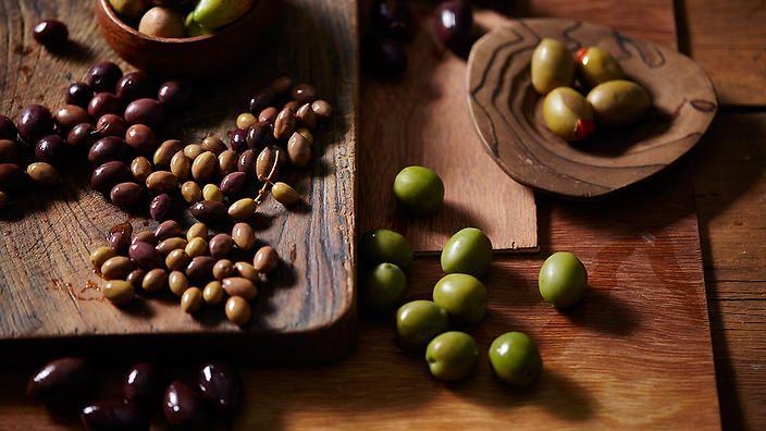Olive pickling