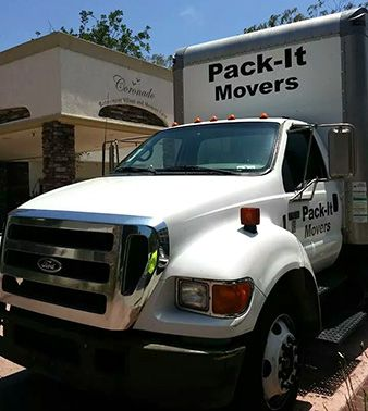 Pack-It Movers California - san diego movers, moving services, local movers