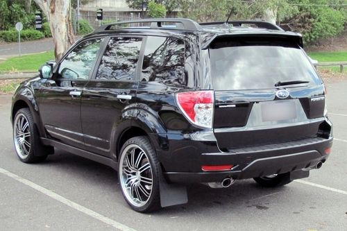 Lifted Subaru Forester >> Pin on Things for the Foz