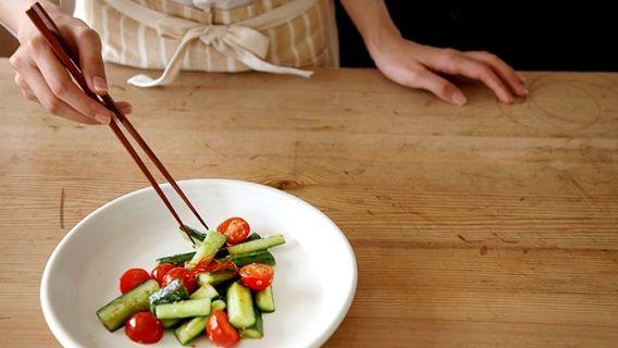 L'alimentation consciente pour perdre du poids