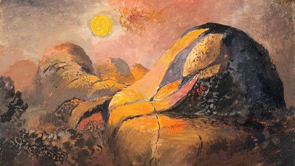 Graham Sutherland's 'Western Hills' (1938-41)