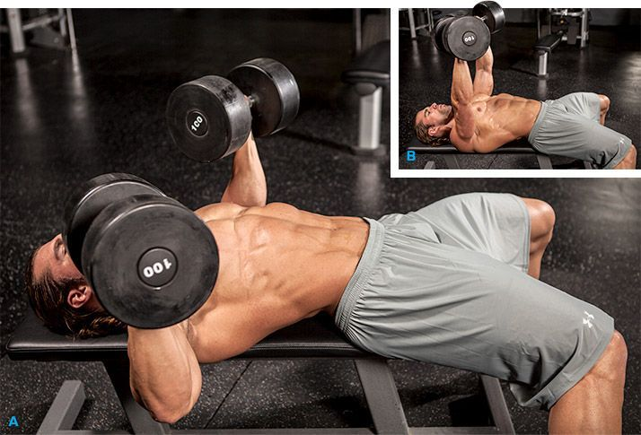 10 Best Chest Exercises For Building Muscle - Bodybuilding.com