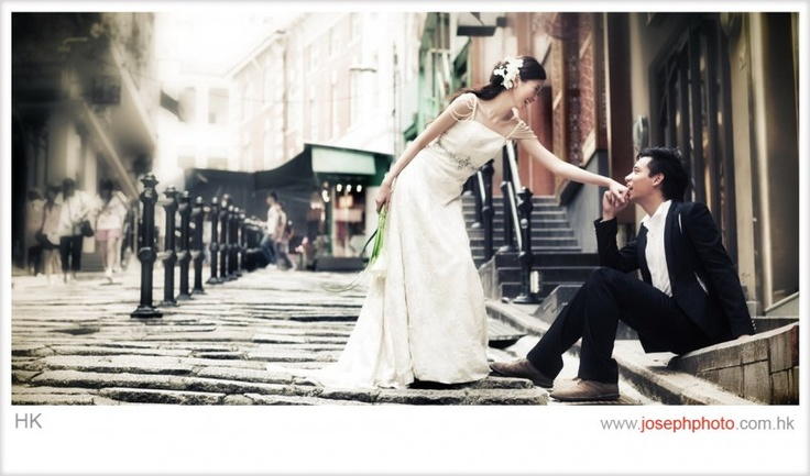 Hong Kong Wedding Photographer | Joseph Photo & Video Services