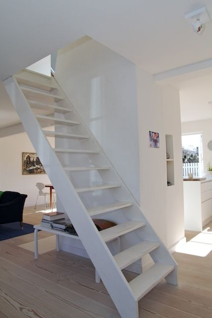 attic stairs  problem nicely resolved