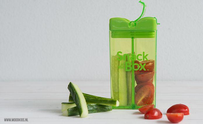 Snack in the box: handig voor 10-uurtje of tussendoortje! € 10.95 in onze webwinkel. #snackinthebox