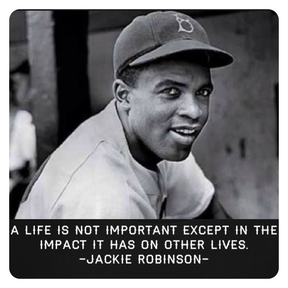 the first colored athlete in the major leagues jack roosevelt jackie robinson Jack roosevelt jackie robinson (january 31, 1919 – october 24, 1972) was an american professional baseball second baseman who became the first african american to play in major league baseball .