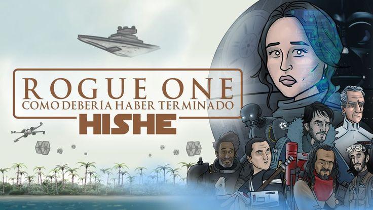 Como Star Wars Rogue One Debería Haber Terminado