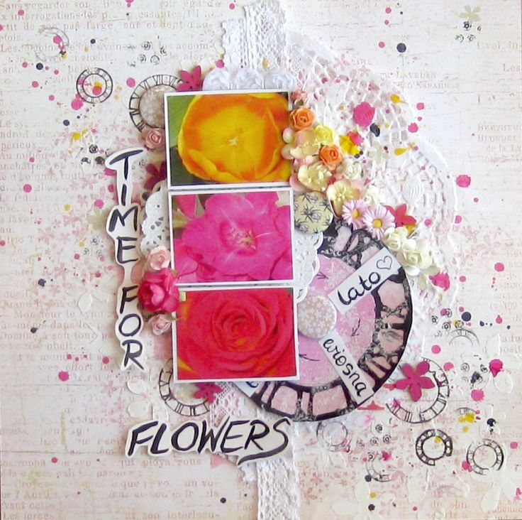 Time for flowers Maart 2014