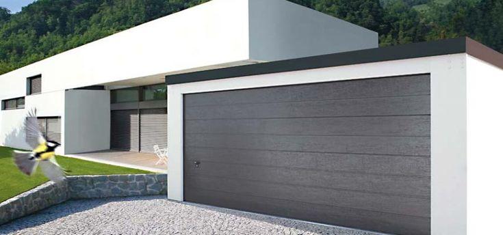 Garage aus Stahl von Siebau
