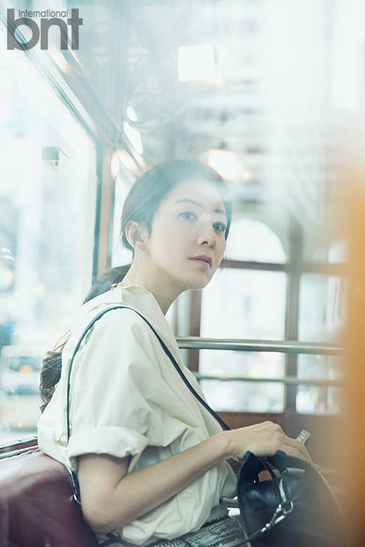 Kim Hee Ae - bnt International May 2015