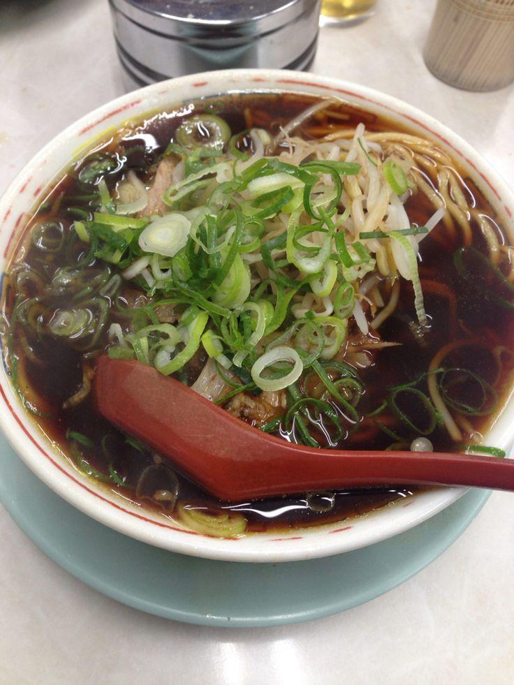 新福菜館本店(京都駅近く)