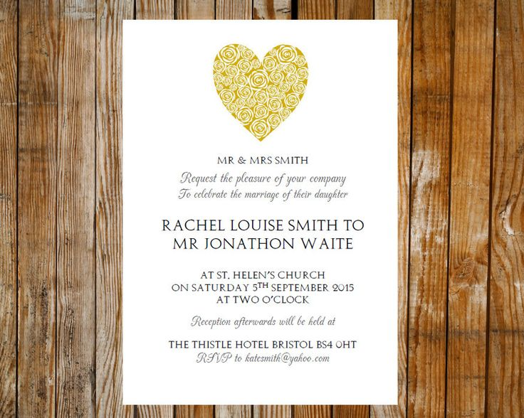 Best Place To Buy Wedding Invitations Online: Best 25+ Invitation Templates Ideas On Pinterest