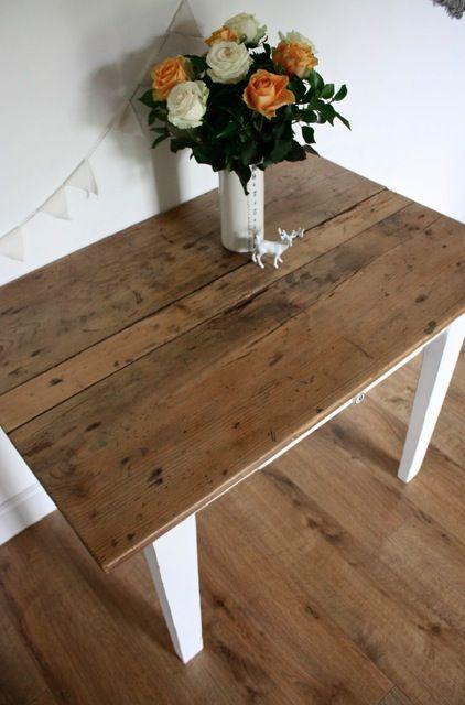 table ancienne revisitée