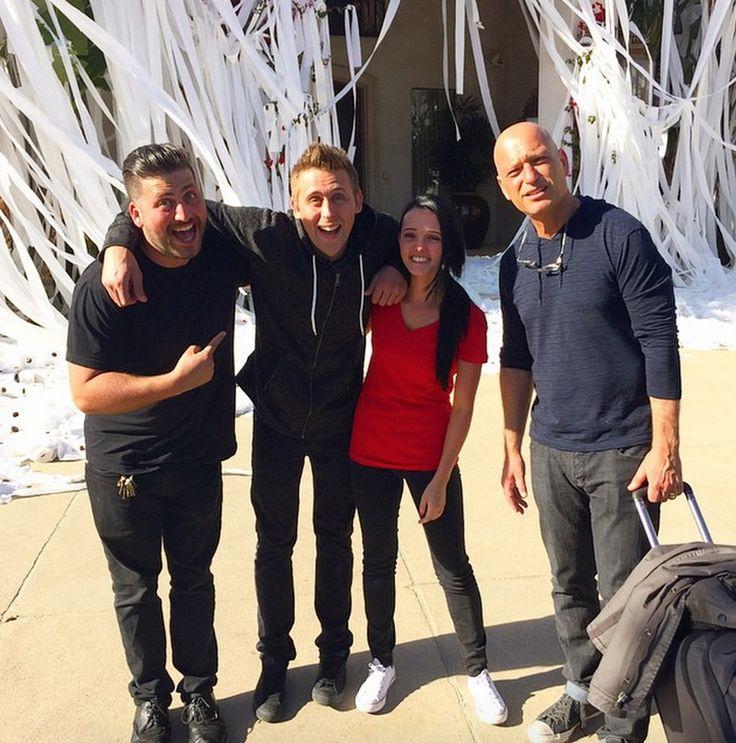 Howie Mandel Gets Pranked By Son & Wife - http://site.celebritybabyscoop.com/cbs/2015/03/16/howie-mandel-pranked #AlexMandel, #HowieMandel, #RomanAtwood, #TerryMandel, #ToiletPaperPrank