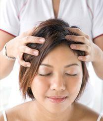 Jenny Bailey, Reiki Master and Teacher, Indian Head Massage in Cornwall  Wonderful for eye strain, headaches & stiff neck & shoulders!
