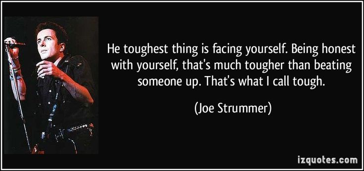 Joe Strummer's quotes, famous and not much - QuotationOf . COM