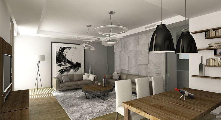 livingroom in grey