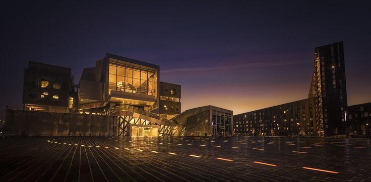 https://flic.kr/p/Rdbro6 | Musikkens Hus | The concert hall Musikkens Hus in Aalborg, Denmark.