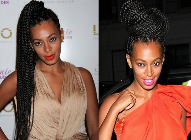 Fine 1000 Images About Black Hairstyles With Braids On Pinterest Hairstyle Inspiration Daily Dogsangcom