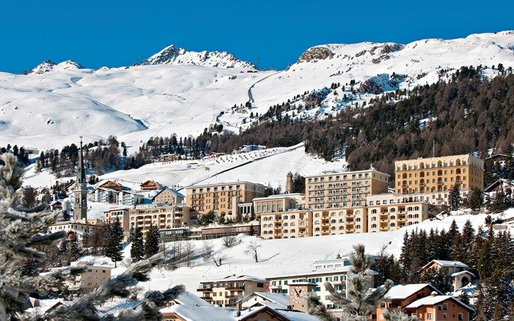 Kulm Hotel St. Moritz #StMoritz #Switzerland #Luxury #Travel #Hotels #KulmHotelStMoritz