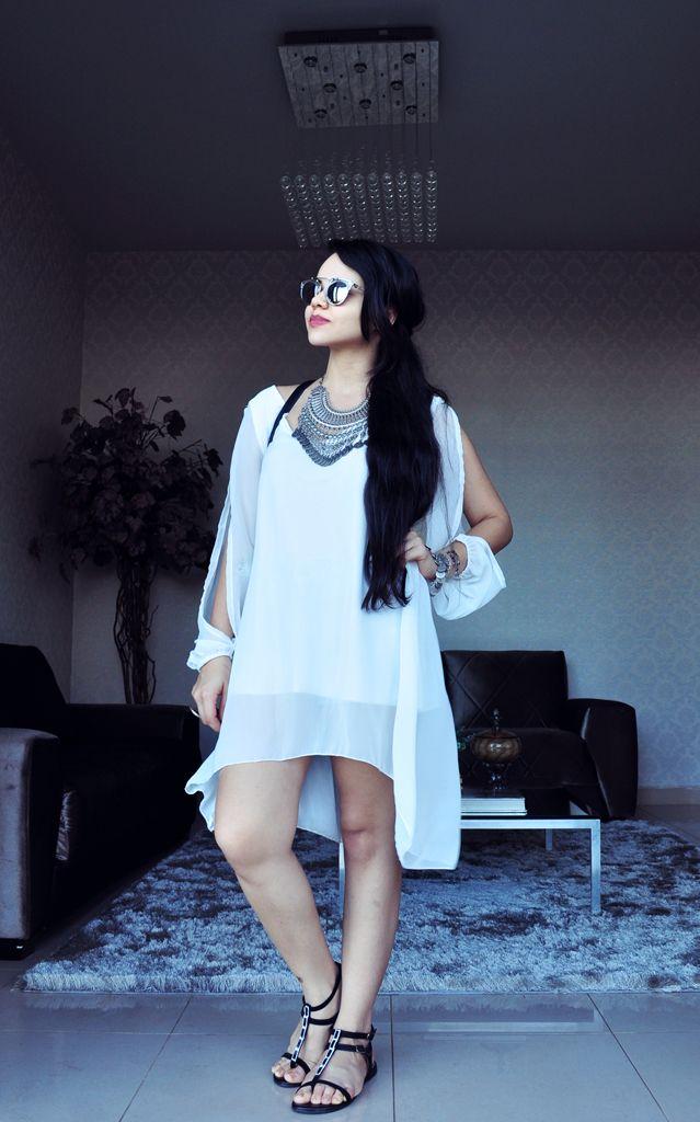 A linda Ana Clara Campelo, postou um look de arrasar corações! Que tal se inspirar na moça? <3