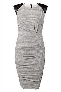 Jersey Shoulder Dress #witcherywishlist