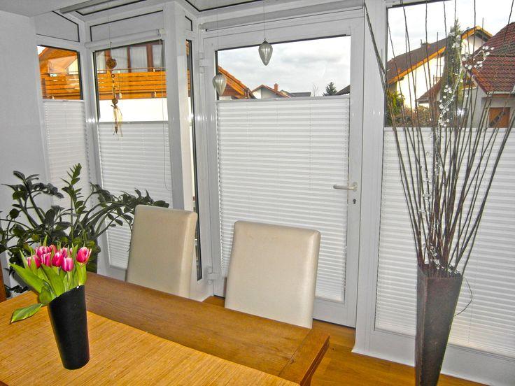 Lovely  plissee wohnzimmer tulpe tisch Macht Euer Zuhause sch ner mit unseren Plissees