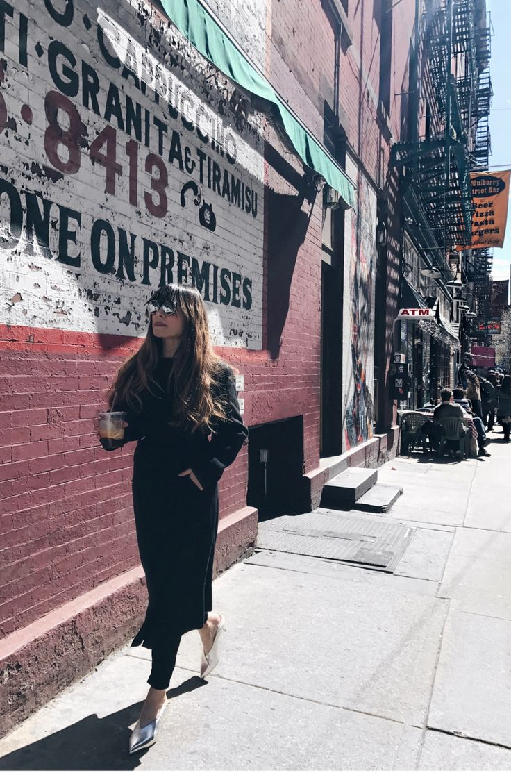♀️ @kisterss_shop    #kisterss #kisterss_shop #nyc #manhattan #runaway #helloapril #sunnyday
