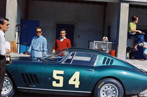 Casual...Ferrari 275 GTB