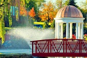 Shenandoah University Campus