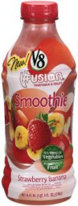 V8 V-Fusion Smoothie!  This is my favorite flavor!  Try blending with ice!