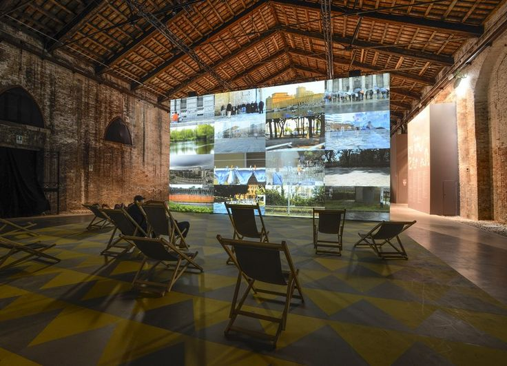 14. BIENNALE INTERNAZIONALE DI ARCHITETTURA | PADIGLIONE ITALIA